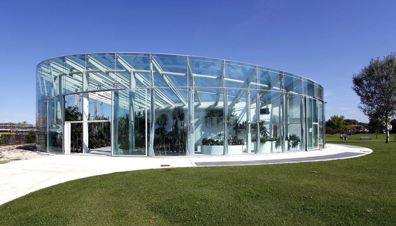new glass tech