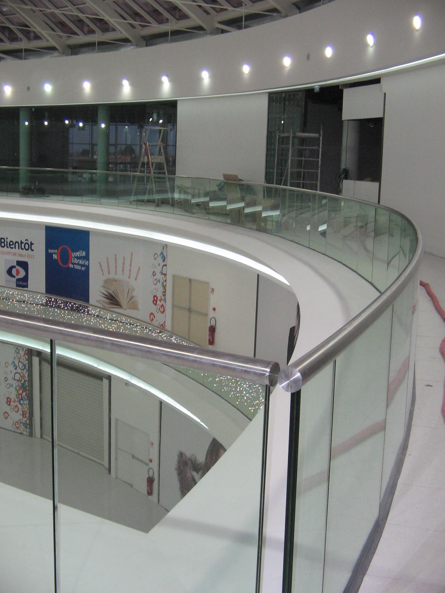 Glass Railing System Glass Balcony Glass Railing: New Glass Tech